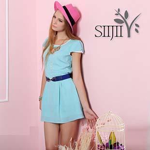 SIIJII 思迹女装摇曳在小蛮腰下的梦-发布于14年6月15日8点