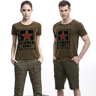 军绿风格休闲装备品牌-战神-发布于14年7月1日8点