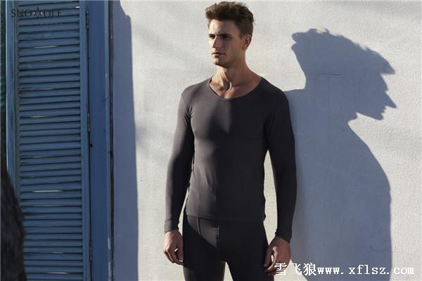 雪飛狼品牌男士內衣,新潮的代表