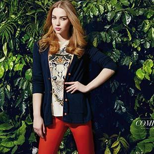 COOZIC-珂妮卡:伴随女性的时尚步伐