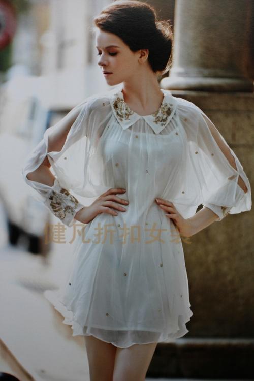 知名女裝加盟 職業女裝品牌 原單外貿女裝批發