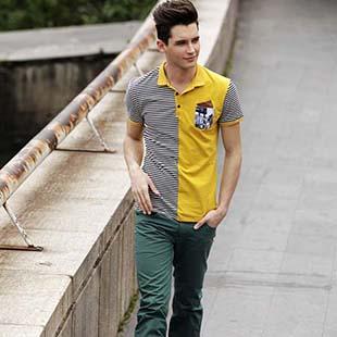 有性格时尚男装品牌:蕴含无限发展潜力