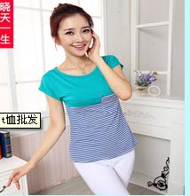 女裝新款批發廠家直銷服裝貨源韓版短袖T恤批發