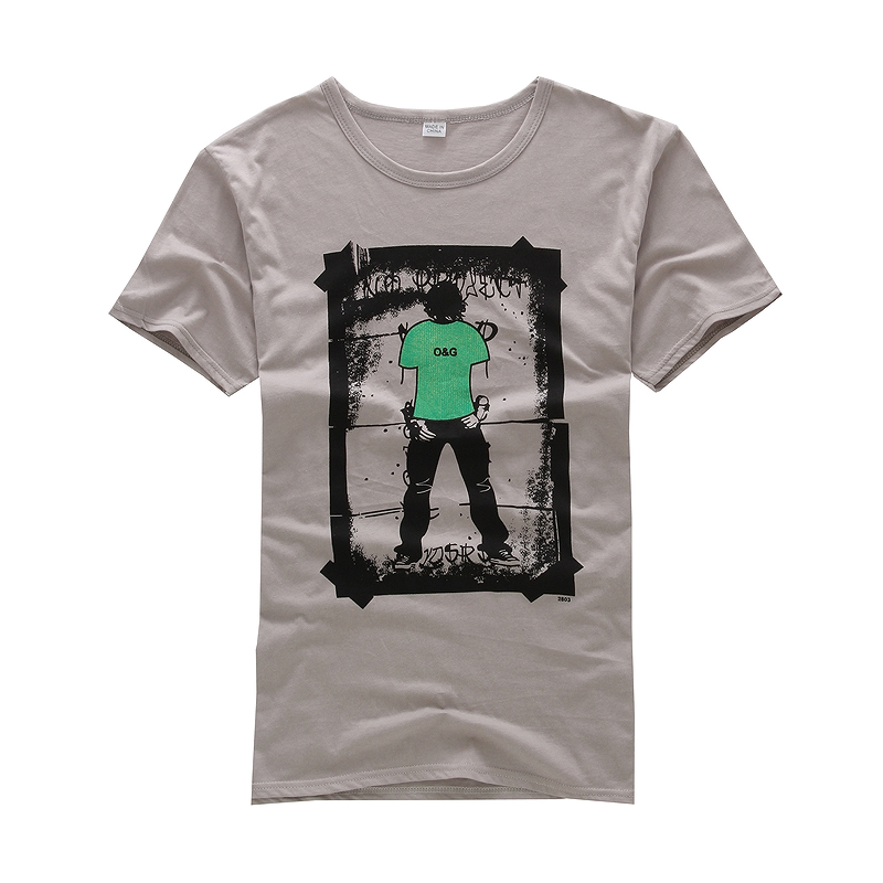 庫存服裝特2014新款韓版男式短袖T恤 工廠低價清倉處理批發翻領純棉T恤批發