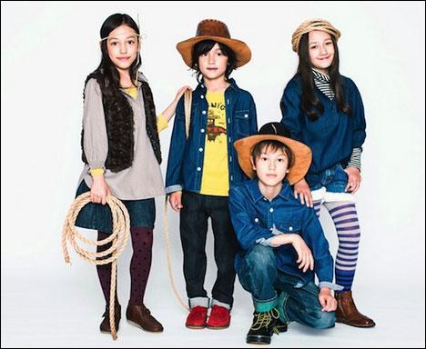 2014加盟什么服装店赚钱 投资金童木童装是