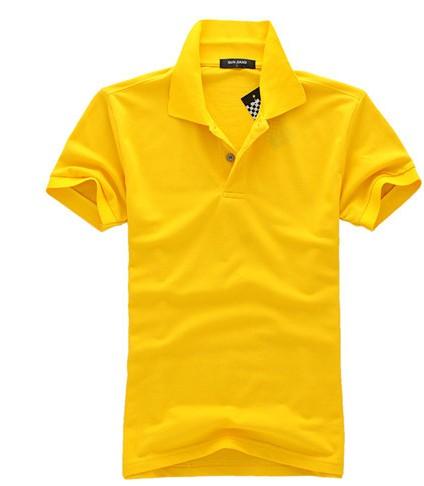 庫存服裝特2014新款韓版男式短袖T恤 工廠低價清倉處理批發翻領POLO衫幾元批發