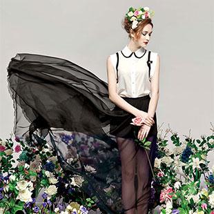 国际潮流时尚女装—丽芮