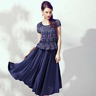 源自法国的品牌时尚女装—菲迪雅丝Phidias