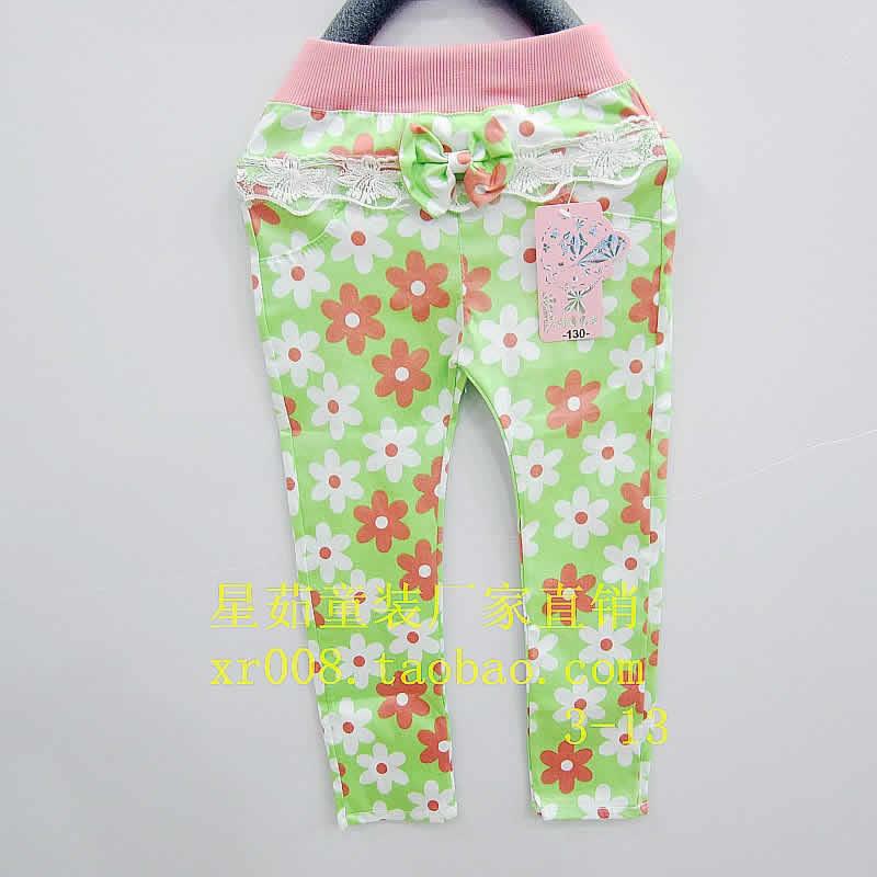 韓版童裝小女孩女童打底褲裙褲春秋款兒童紗裙假兩件批發廠家直銷