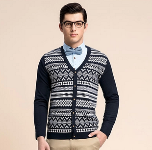 海澜之家男装正品毛衣