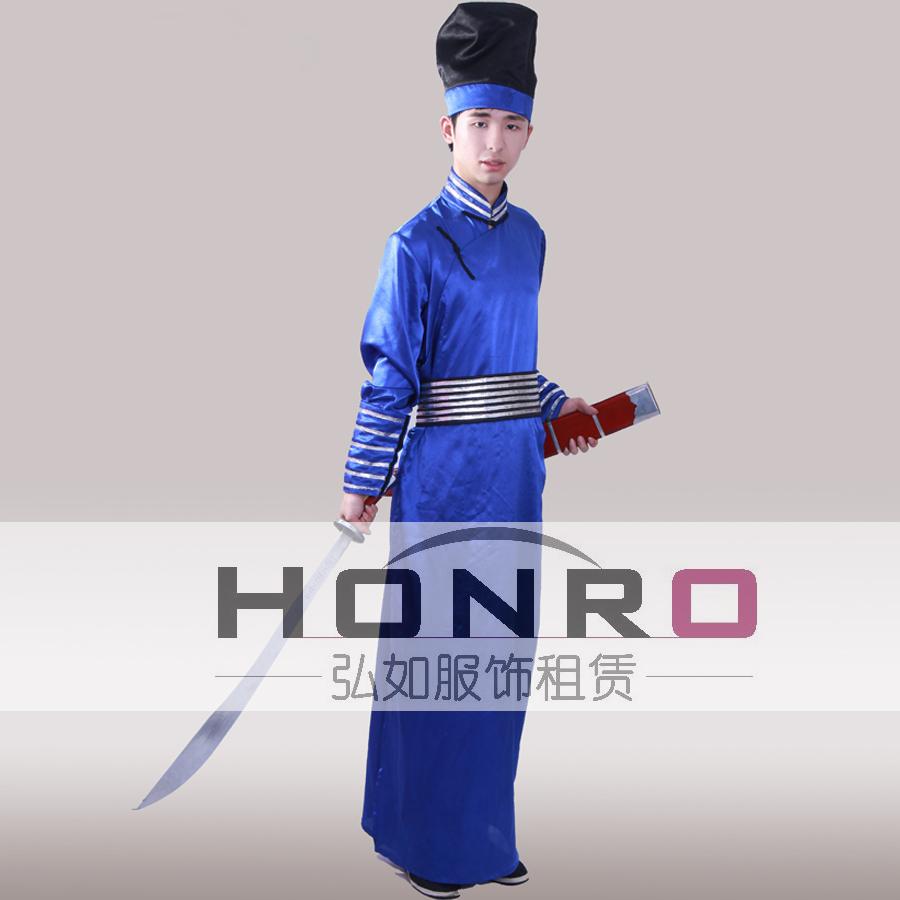 上海锦衣卫服装定做杨浦侍卫衙役服装出售