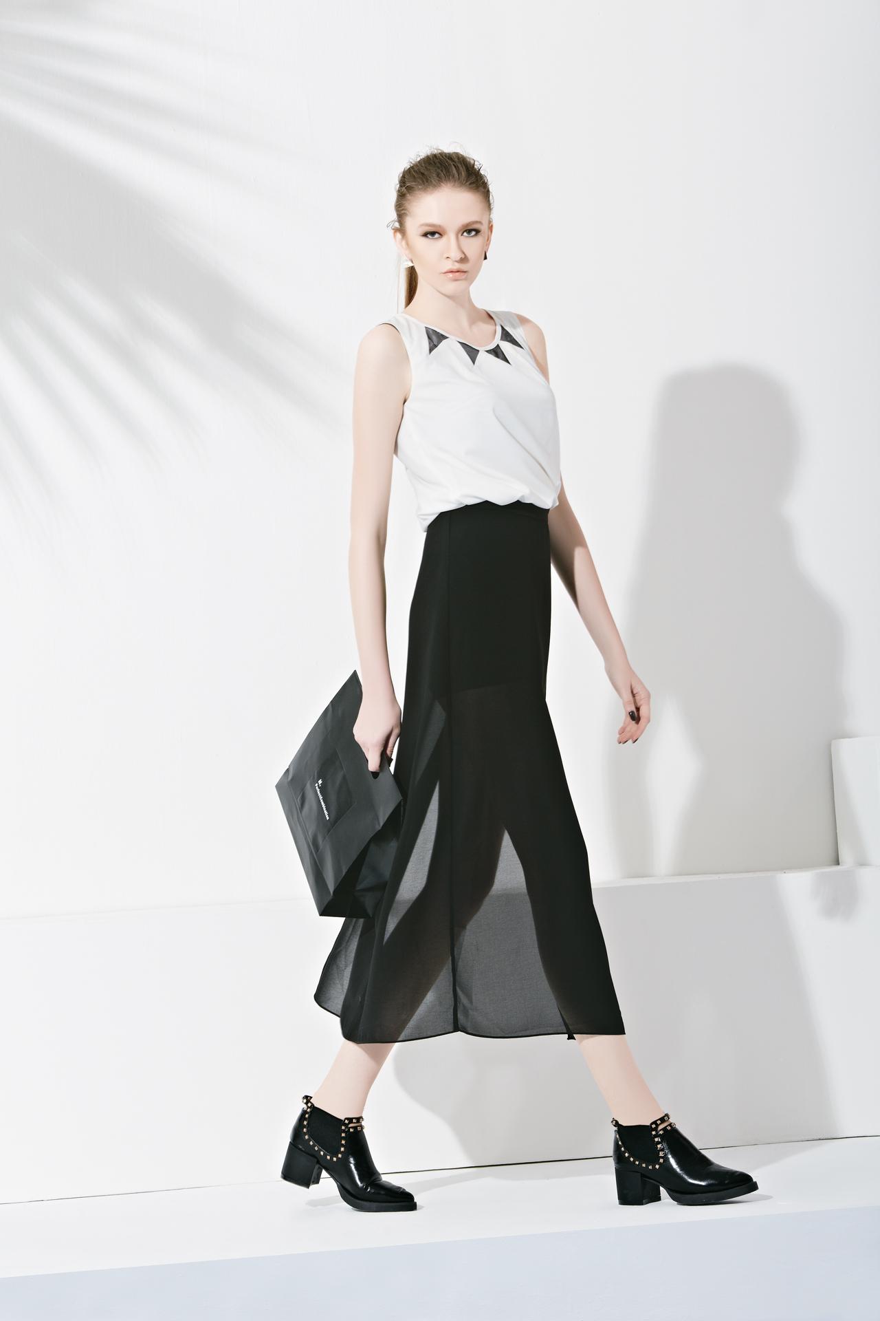 服裝加盟完美組合品牌 詮釋人生因為相信而得到