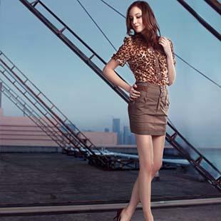 加盟【海嘉仕】款式最多、品牌最强的品牌快时尚女装