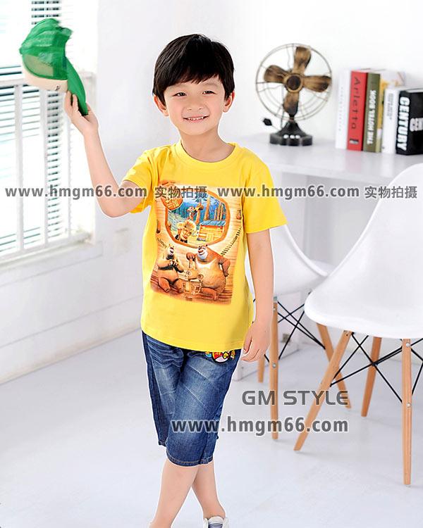 四季青儿童服装市场广州儿童服装