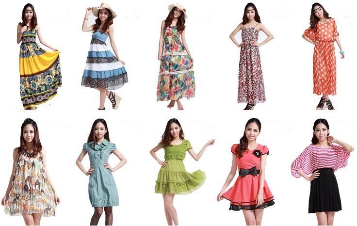 广州回收女装连衣裙