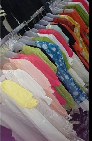 北京女裝批發 便宜時尚女裝童裝 中老年裝低價供應