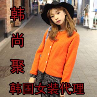 诚招韩国女装代理