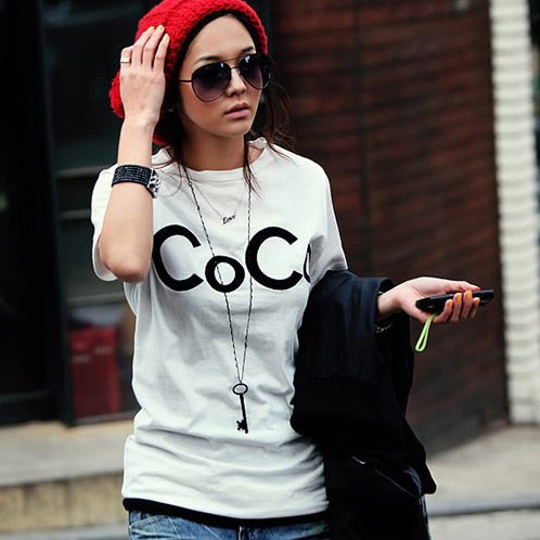 便宜的女裝T恤批發甩賣好看的時尚韓版T恤清倉跳樓價處理