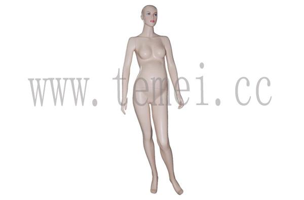 东莞多维态度模特厂生产玻璃钢模特道具