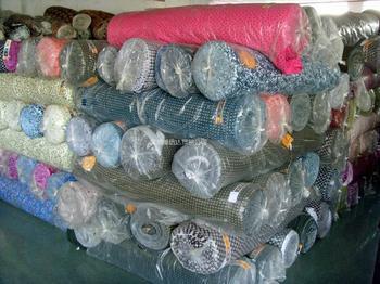 深圳回收库存面料布料服装