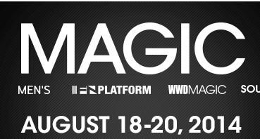 2014美国拉斯维加斯国际服装服饰及面料展 MAGICshow