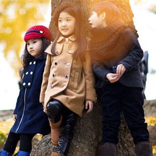 时尚标尺童装,当前具吸引力的童装品牌!