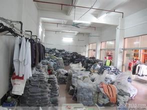 上海回收服装 服装回收