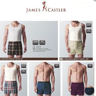 JAMES CASTLER男士内衣诚邀加盟