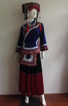 兴义特惠蒙古族舞台演出服装 骑马舞草原舞蹈服