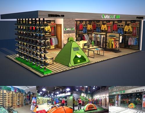 奧庫戶外運動用品綜合店全國連鎖品牌店加盟