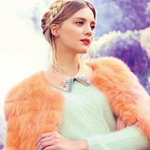 """""""BR""""(BONROCCO)源于法国,定位国际平价摩登女装"""
