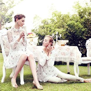 木帛新款|木帛品牌女装2014新款来袭