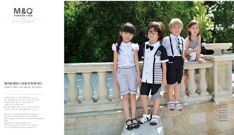 MQ大眼蛙時尚童裝誠招全國加盟、代理商
