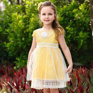 咔酷德童装--清新夏季甜美可爱装扮