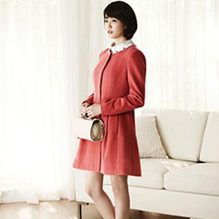 国内中淑女装品牌——珂霓Connie&Co!