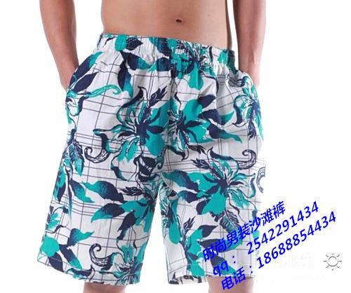 贵州便宜沙滩裤批发/库存便宜沙滩裤批发