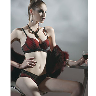 内衣要穿的健康、舒适选择欧尚国际内衣-MS