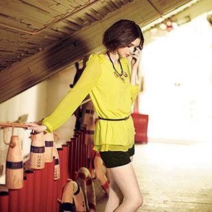 Y.miss(娅美悉)女装让热爱时尚的你找到属于自己的时尚风格