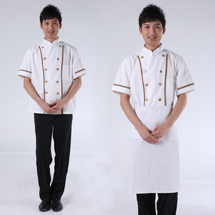 深圳厨师服订做