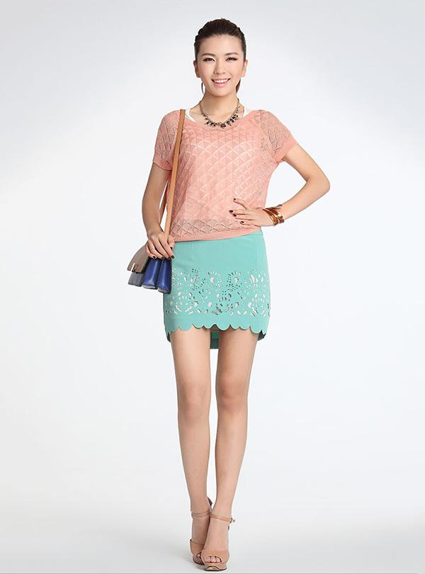 【艾秀雅轩】打造中国人自己的品牌折扣女 装
