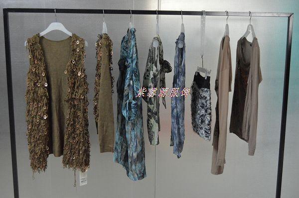 女装批发,尾货服装,折扣品牌女装批发
