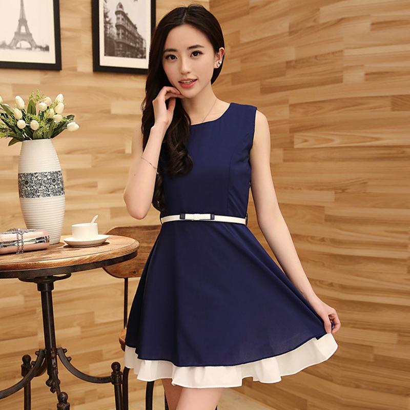 时尚韩版女装连衣裙批发诚招代理一件代发免费用