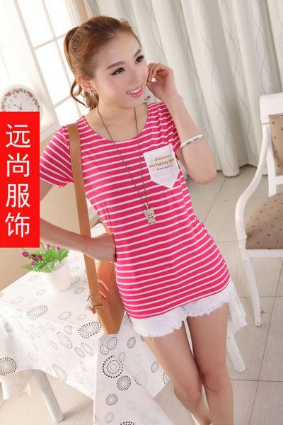丹东厂家直销20元以下服装批发网T-shirt特价甩卖