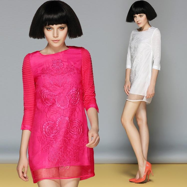 【VISHINE 唯炫】创造优雅个性、营造时尚品牌女装