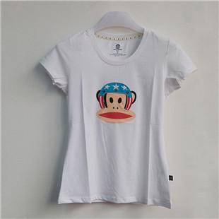 大嘴猴情侣t恤 大嘴猴圆领短袖 太原大嘴猴T恤加盟