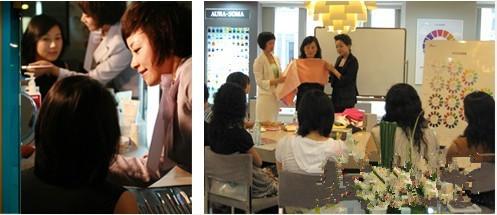武汉四季色彩形象设计培训学校又一期色彩顾问全科班开始报名啦