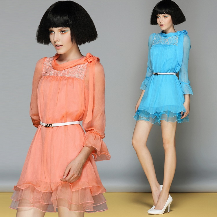 【VISHINE 唯炫】优雅女装倍受追求时尚女性的青睐和关注