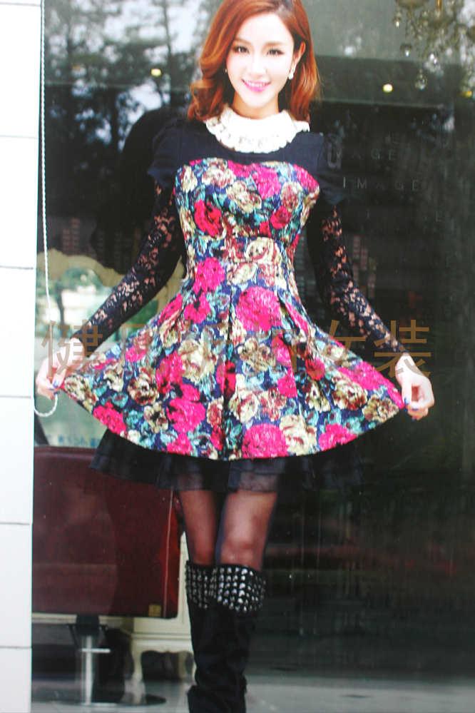 健凡中高档库存女装 三标齐全女装混批 专柜正品女装折扣 主营时尚潮流女装