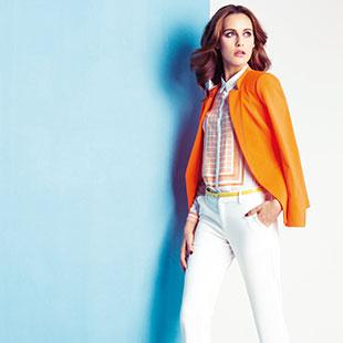 蓝黛圣菲服装-时尚简约,精致优雅的都市女装