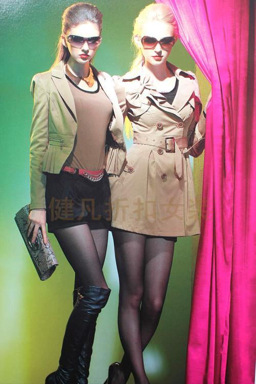 唯美女装名品专柜折扣 一线品牌女装尾货批发,正品折扣库存秋冬装 一手货源1.5折供货